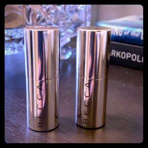 Becca lipstick